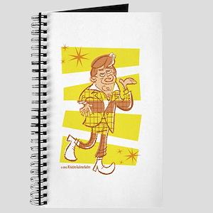 Man Mahon [yellow] Journal